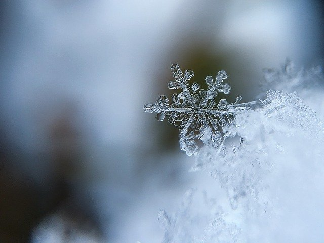 Platek-sniegu